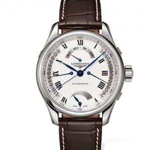 [정품] 론진 LONGINES Master Collection L2.714.4.71.5 남성용