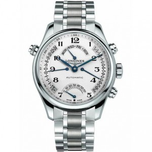 [정품] 론진 LONGINES Master Collection L2.715.4.78.6 남성용 Retrograde