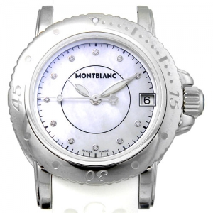 Montblanc Sport Collection Quartz 103893 여성용 34.5mm 미착용품