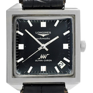 LONGINES Automatic Ultra-Chron남성용엔틱 32mm