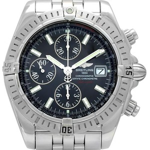 BREITLING Chronomat Evolution A13356 남성용기계식자동 43.7mm