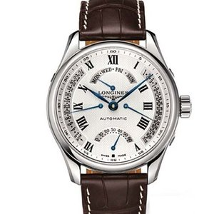 [정품] 론진 LONGINES Master Collection L2.717.4.71.5 남성용