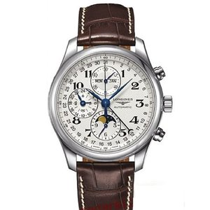 론진 LONGINES Master Collection L2.773.4.78.3/L2.773.4.78.5롱사이즈 (L27734783/L27734785) 남성용42mm