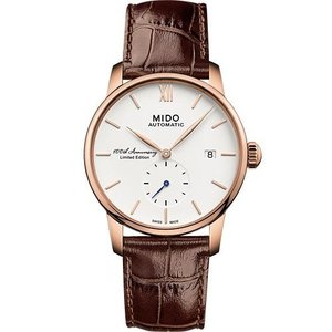 미도 MIDO Baroncelli II 100th Anniversary Limited Edition M8608.3.26.8 38mm ( /1918)