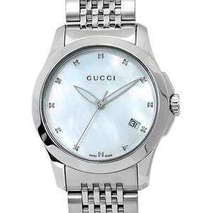 GUCCI G Timeless Quartz 여성용 27mm YA126504 진열상품