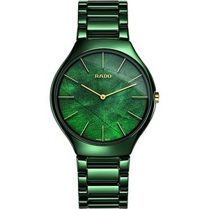 라도 Rado True Thinline Quartz Nature Leaf R27.006.91.2(R27006912) 39mm