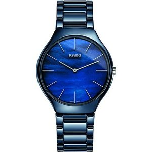 라도 Rado True Thinline Quartz Nature Water R27.005.90.2(R27005902) 39mm