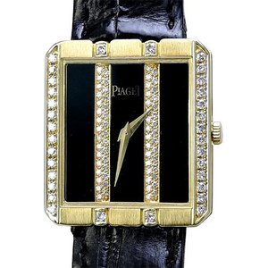 PIAGET POLO Quartz K18+Diamonds 여성용24mm 8163