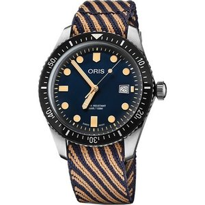 오리스 ORIS Divers Sixty-Five 2018 733 7720 4035T 남성용 42mm