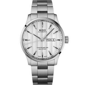 미도 Mido Multifort M038.431.11.031.00 (M0384311103100) 42mm