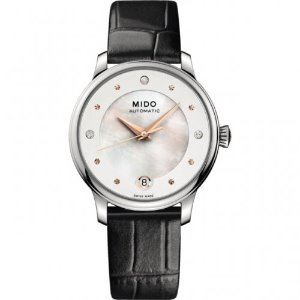 미도 MIDO Baroncelli II Lady Day & Night M039.207.16.106.00 (M0392071610600) 33mm