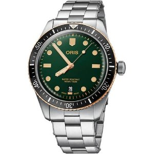 오리스 ORIS Divers Sixty-Five 733 7707 4357M 남성용 40mm