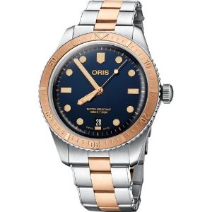 오리스 ORIS Divers Sixty-Five 733 7707 4355M 40mm