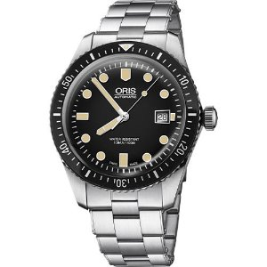오리스 ORIS Divers Sixty-Five 검판 733 7720 4054M 42mm