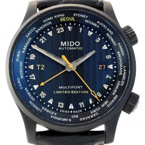 MIDO MULTIFORT GMT 5th Anniversary Korea Limited Edition 남성용 M005.929.36.051.00 (M0059293605100) 42mm (068/100)