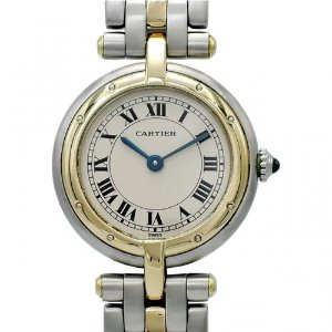 CARTIER Panthere Vendome Quartz 18K콤비여성용 23mm 15414