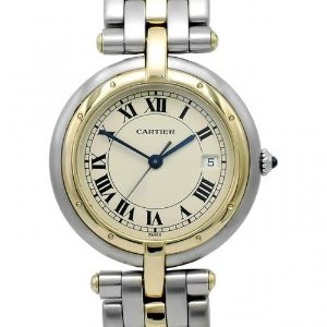 CARTIER Panthere Vendome Quartz 18K콤비 남여공용 29mm 21078