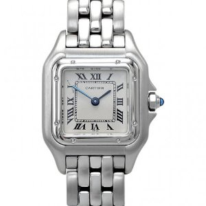 CARTIER Panthere Steel Quartz 여성용스틸 21mm W25033P5