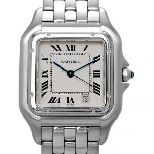 CARTIER Panthere Steel Quartz 남여공용 26mm W25054P5