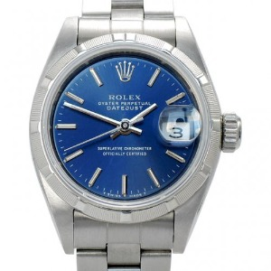 ROLEX Oyster perpetual DateJust 여성용스틸 기계식자동 26mm 69190