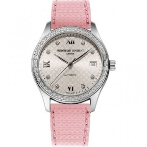 프레드릭 콘스탄트 FREDERIQUE CONSTANT Ladies Automatic Pink Ribbon Special Edition 36mm