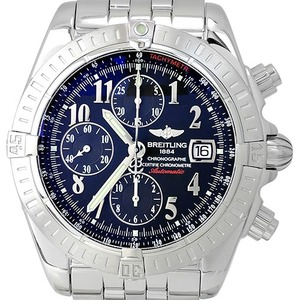 BREITLING Chronomat Evolution Limited Edition 남성용한정판44mm A13356