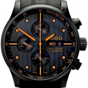 MIDO Multifort Chronograph-Special Edition M005.614.37.051.01(M0056143705101) 남성용 44mm