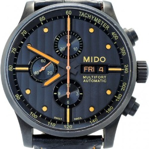 MIDO Multifort SPECIAL EDITION Automatic Chronograph 남성용 44mm M0056143605122