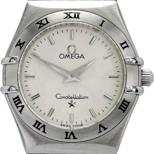 OMEGA Constellation Quartz 여성용스틸25mm 1572.30