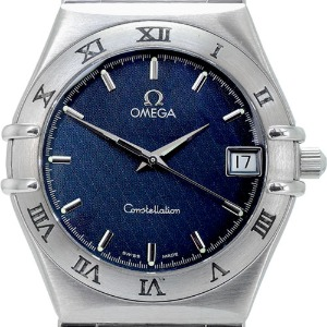 OMEGA Constellation'95 Quartz 남성용 스틸 33mm 1512.40 장농급
