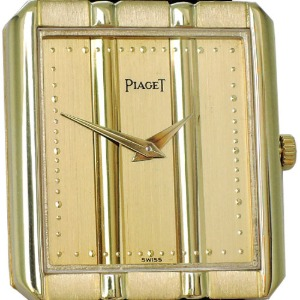 PIAGET POLO Quartz 18K 여성용24mm 8163 엔틱