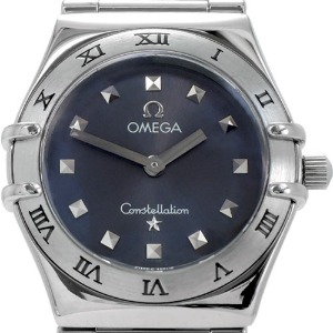 OMEGA Constellation Quartz My Choice여성용스틸 24mm 795.1241